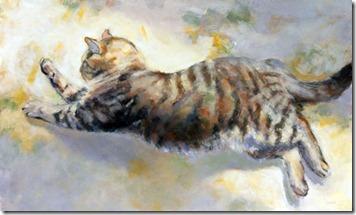 casper's magic carpet ride by Lois Sykes