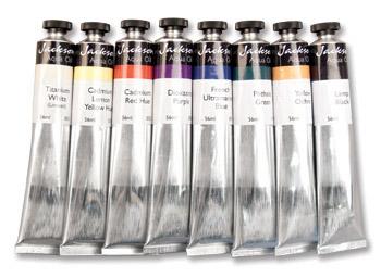 Jacksons aqua oils