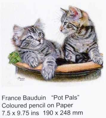 Pot Pals by France Bauduin