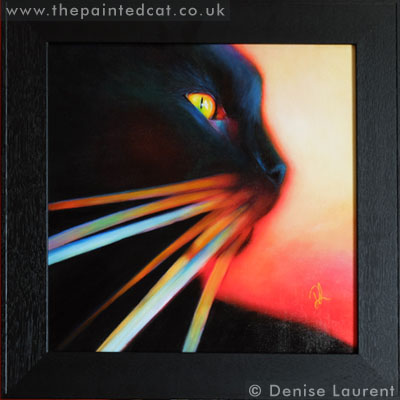 Whisker Face by Denise laurent