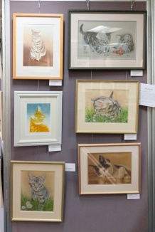 Feline Art Show - Cats Protection 2017