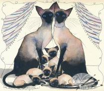 Marian Forster- Family Portrait
