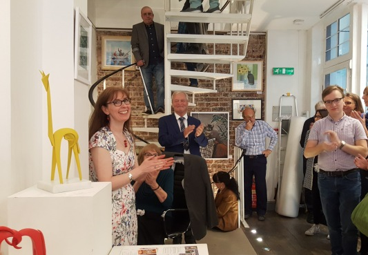 SOFA London 2019 Opening and PV (15)